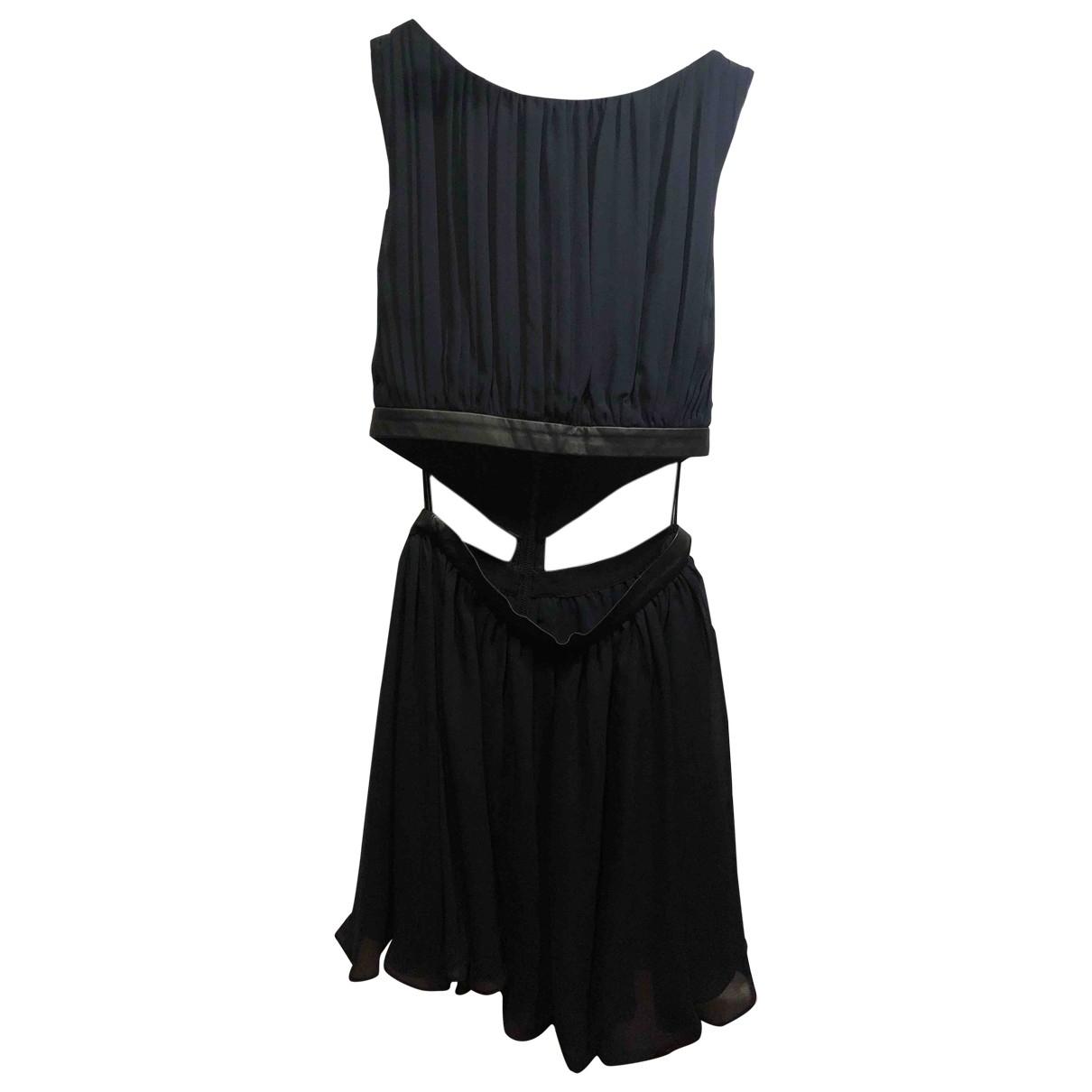 Alice & Olivia \N Navy dress for Women 38 FR