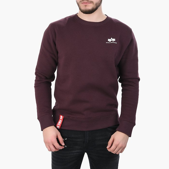 Alpha Industries Basic Sweater Small Logo 188307 21