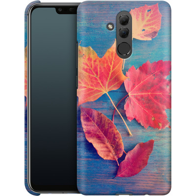 Huawei Mate 20 Lite Smartphone Huelle - The Colors Of Autumn von Joy StClaire