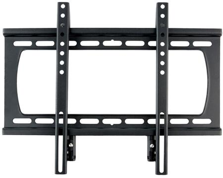 SB-WM-F-L-BL Fixed Wall Mount for 37