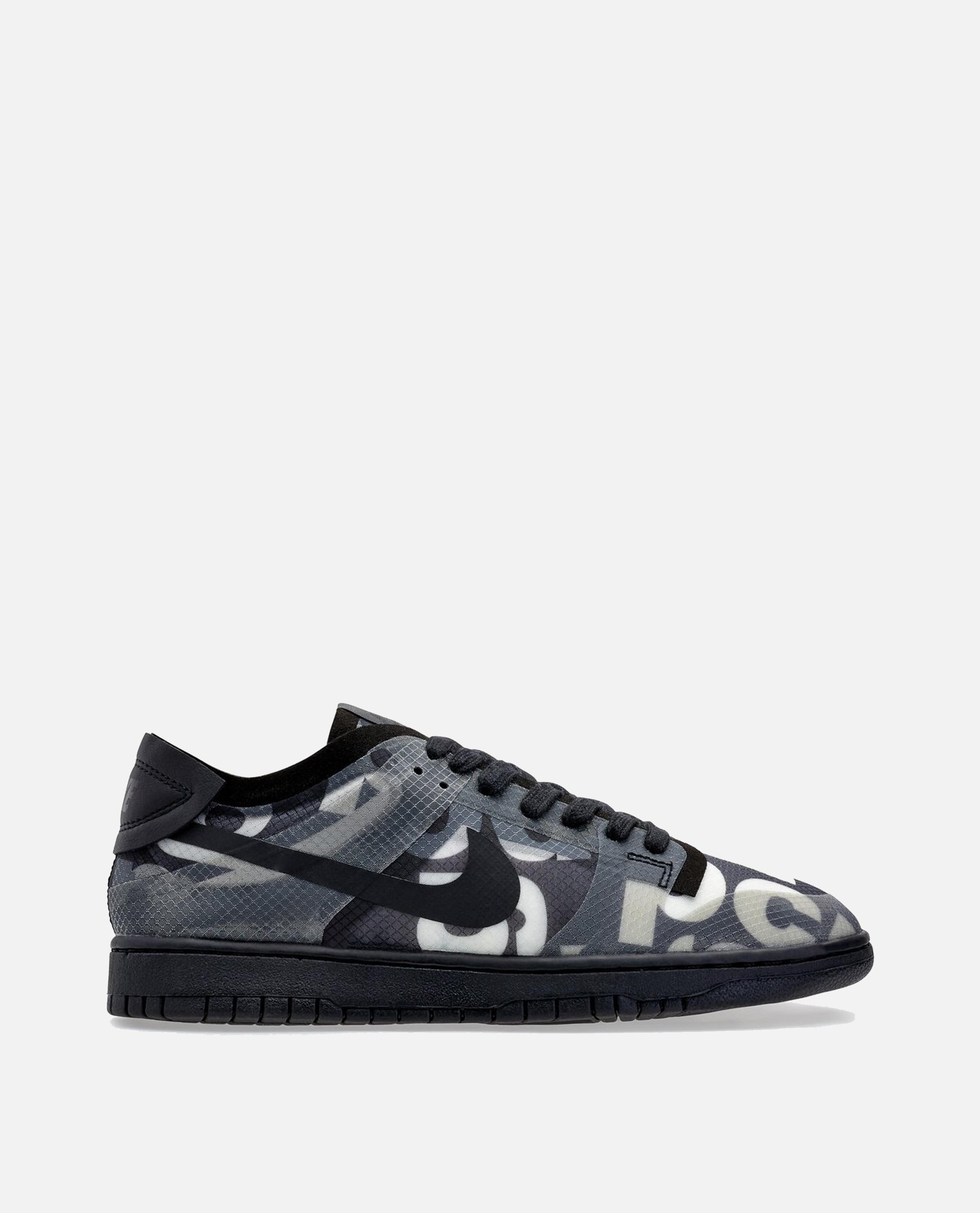 COMME des GARCONS's Nike Dunk Low
