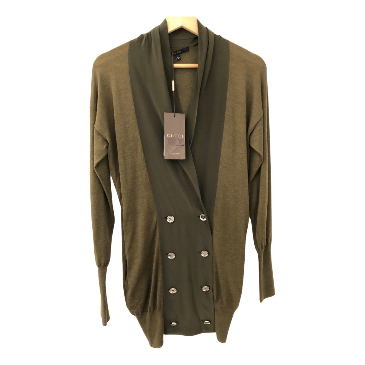 Gucci N Green Cashmere Knitwear for Women XS International