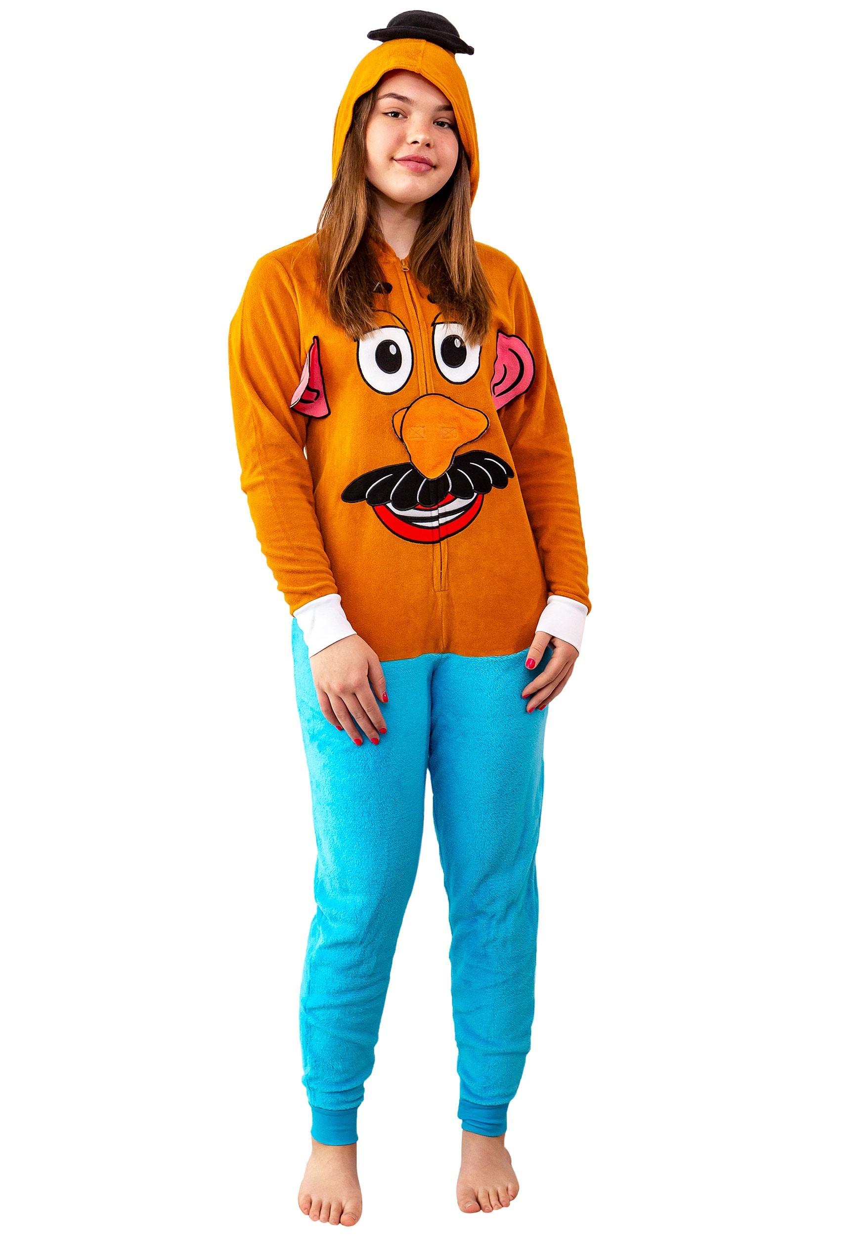 Toy Story Mr. Potato Head Womens Union Suit Costume
