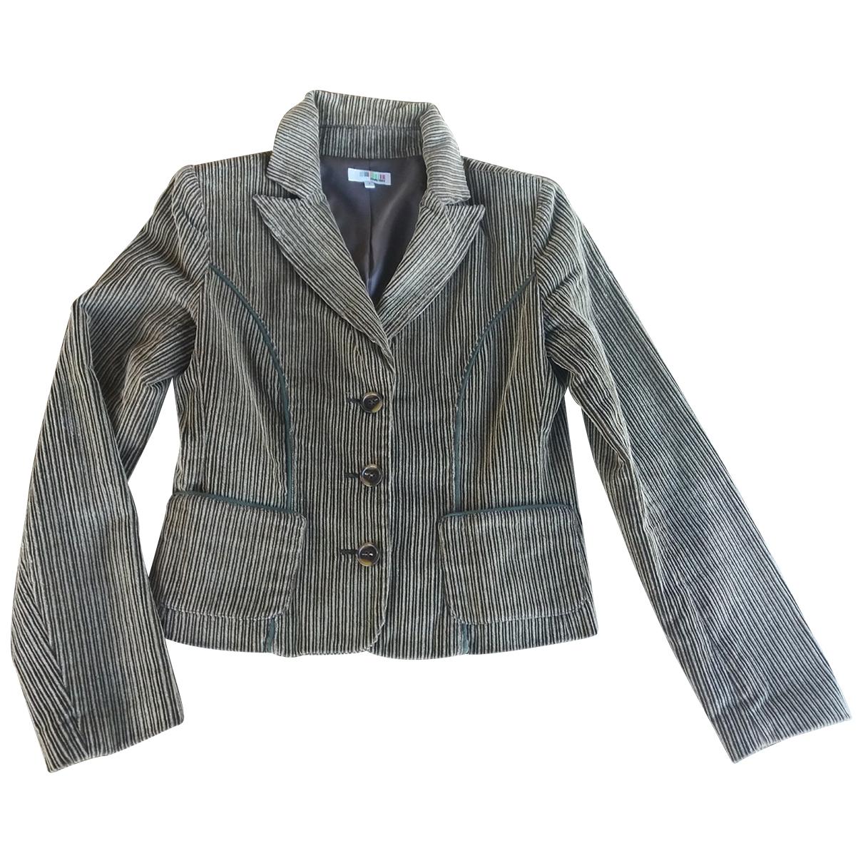 Ba&sh \N Velvet jacket for Women 1 0-5
