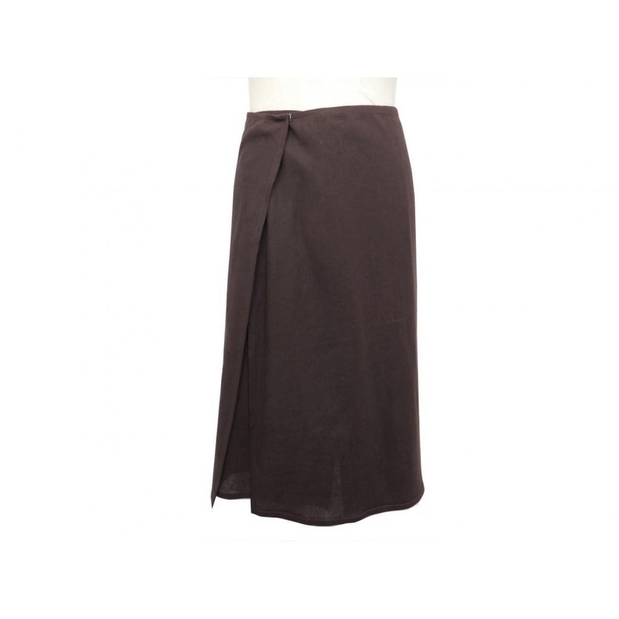 Falda de Lino Hermes