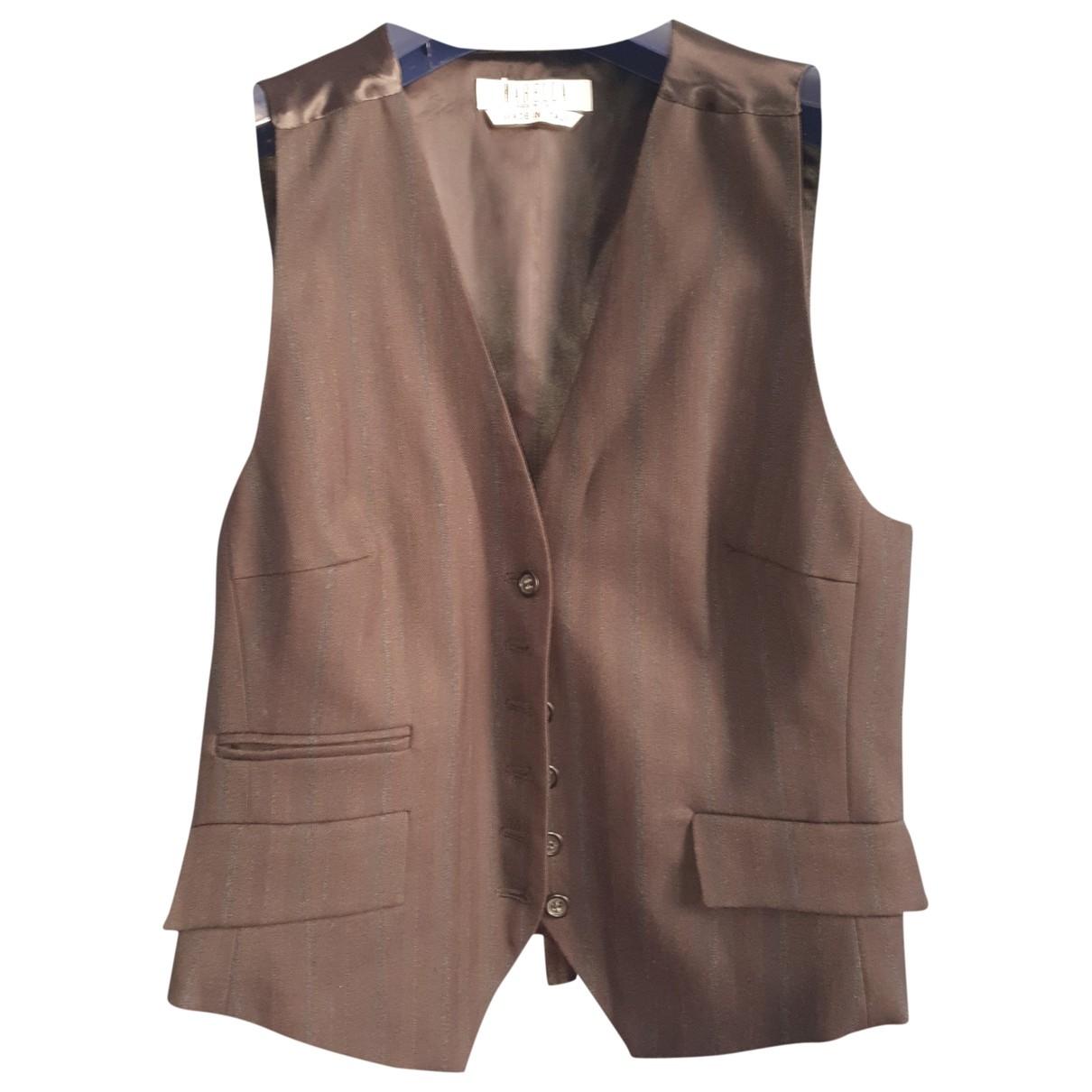 Marella \N Grey Wool Knitwear for Women 44 IT