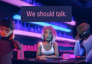 We should talk. Steam CD Key