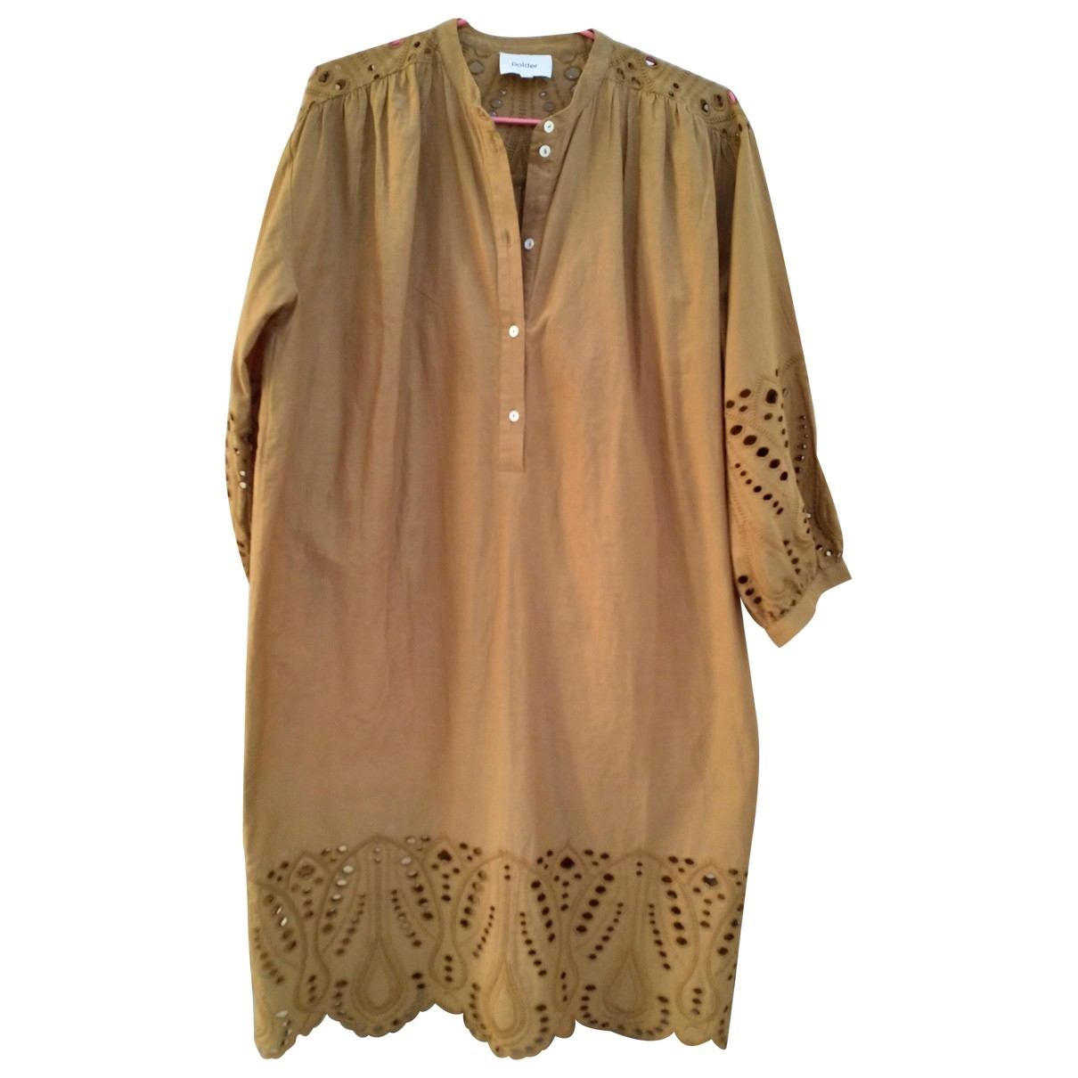 Polder \N Kleid in Baumwolle