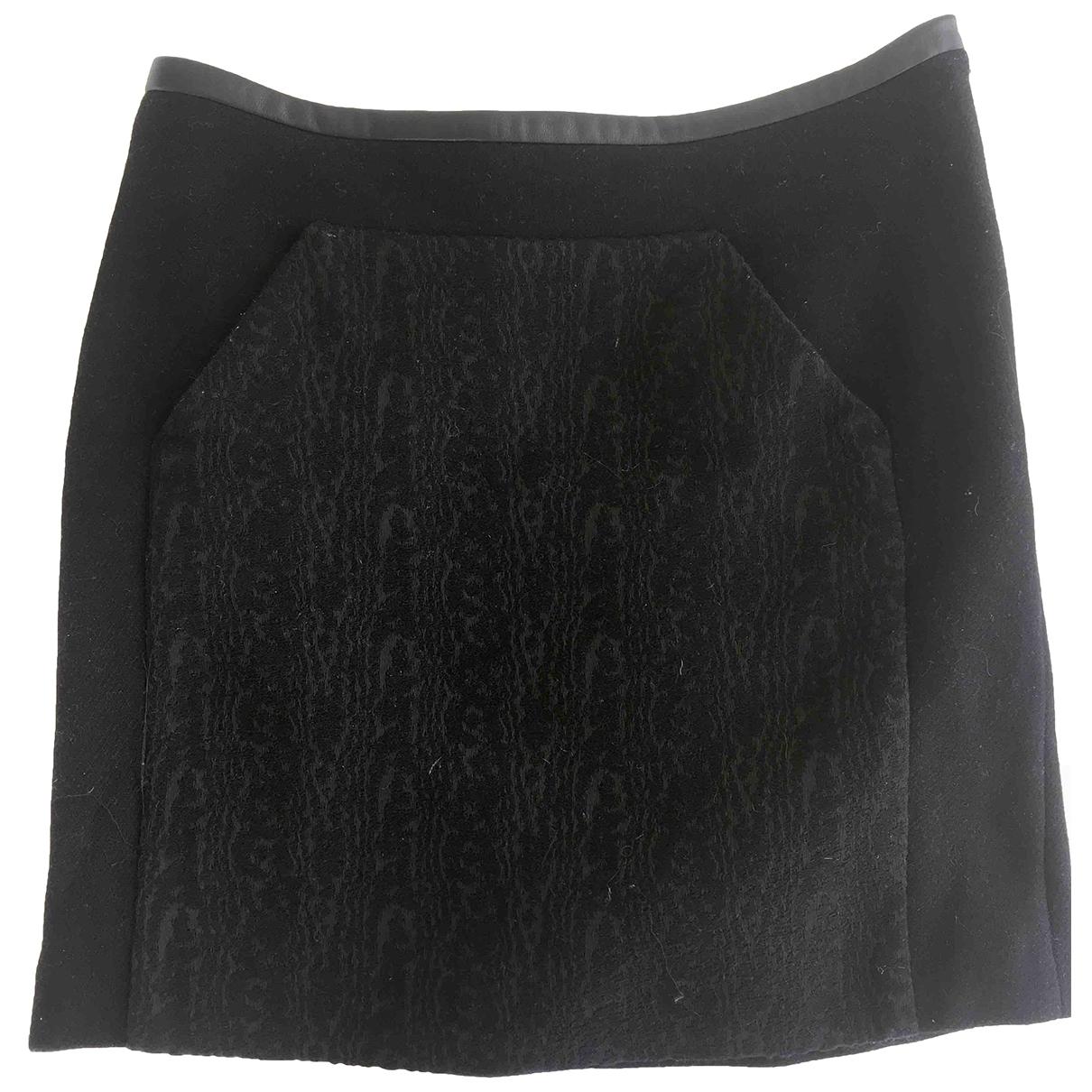 Falda de Lana Comptoir Des Cotonniers