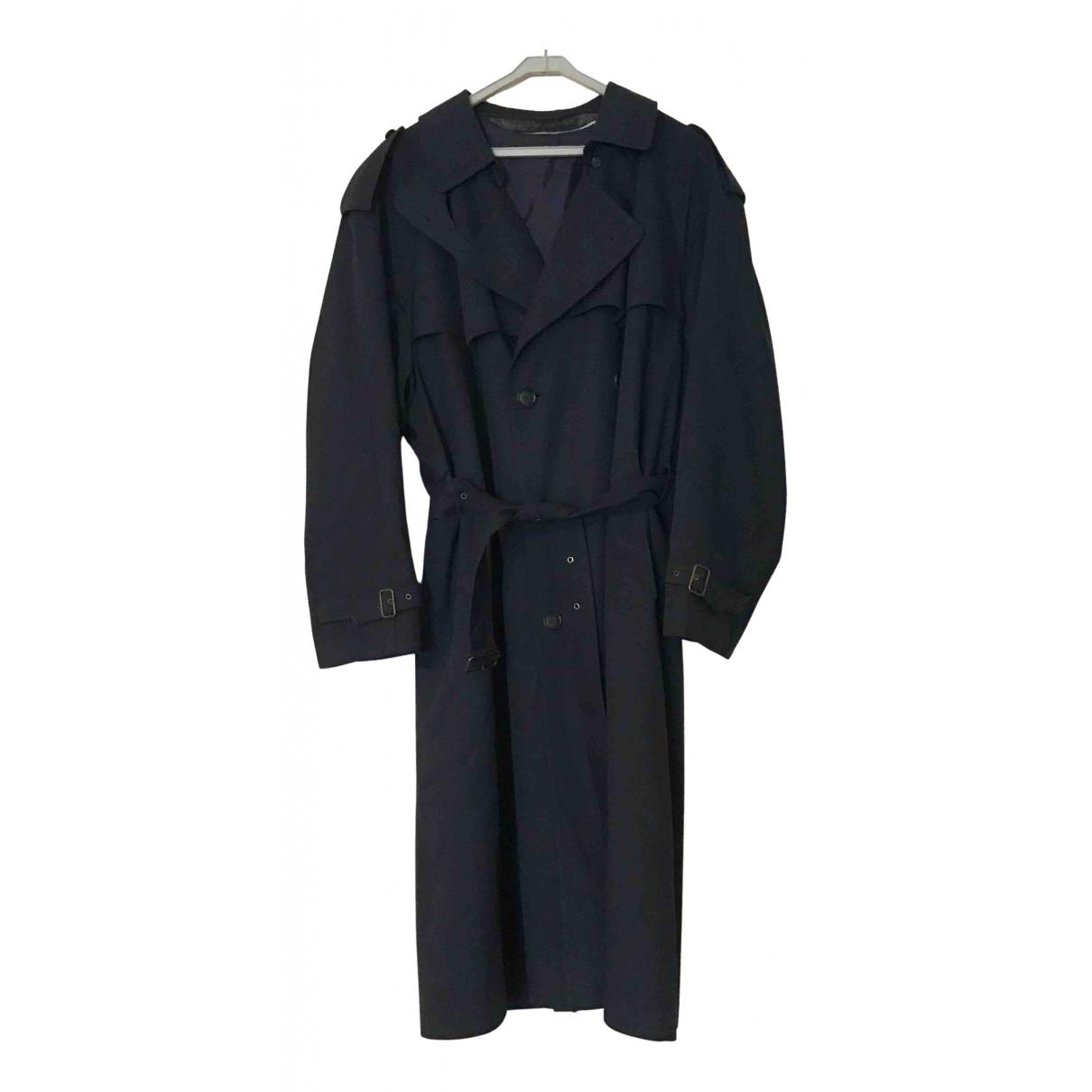 - Manteau Oversize pour femme - bleu