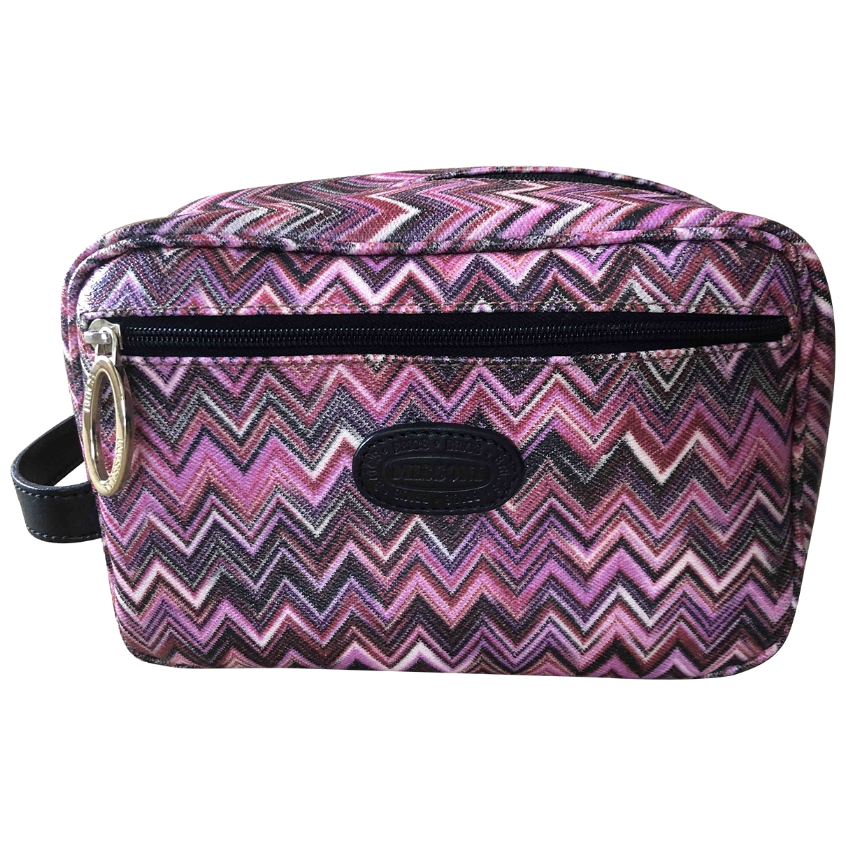 Missoni \N Pink Cloth Purses, wallet & cases for Women \N