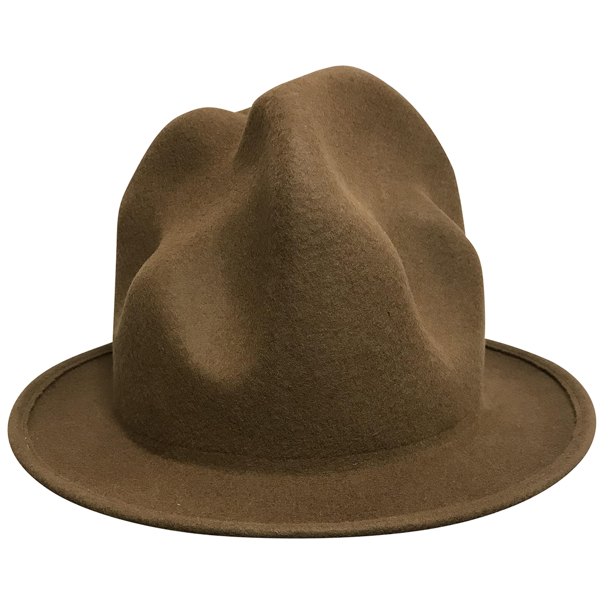 Vivienne Westwood - Chapeau & Bonnets   pour homme en laine - beige