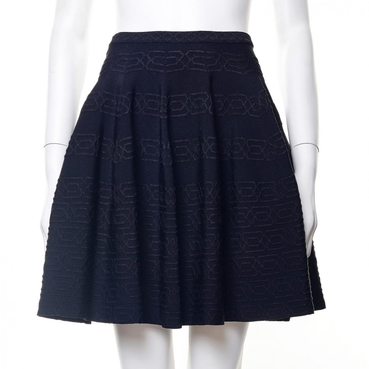 Mini falda Alaia