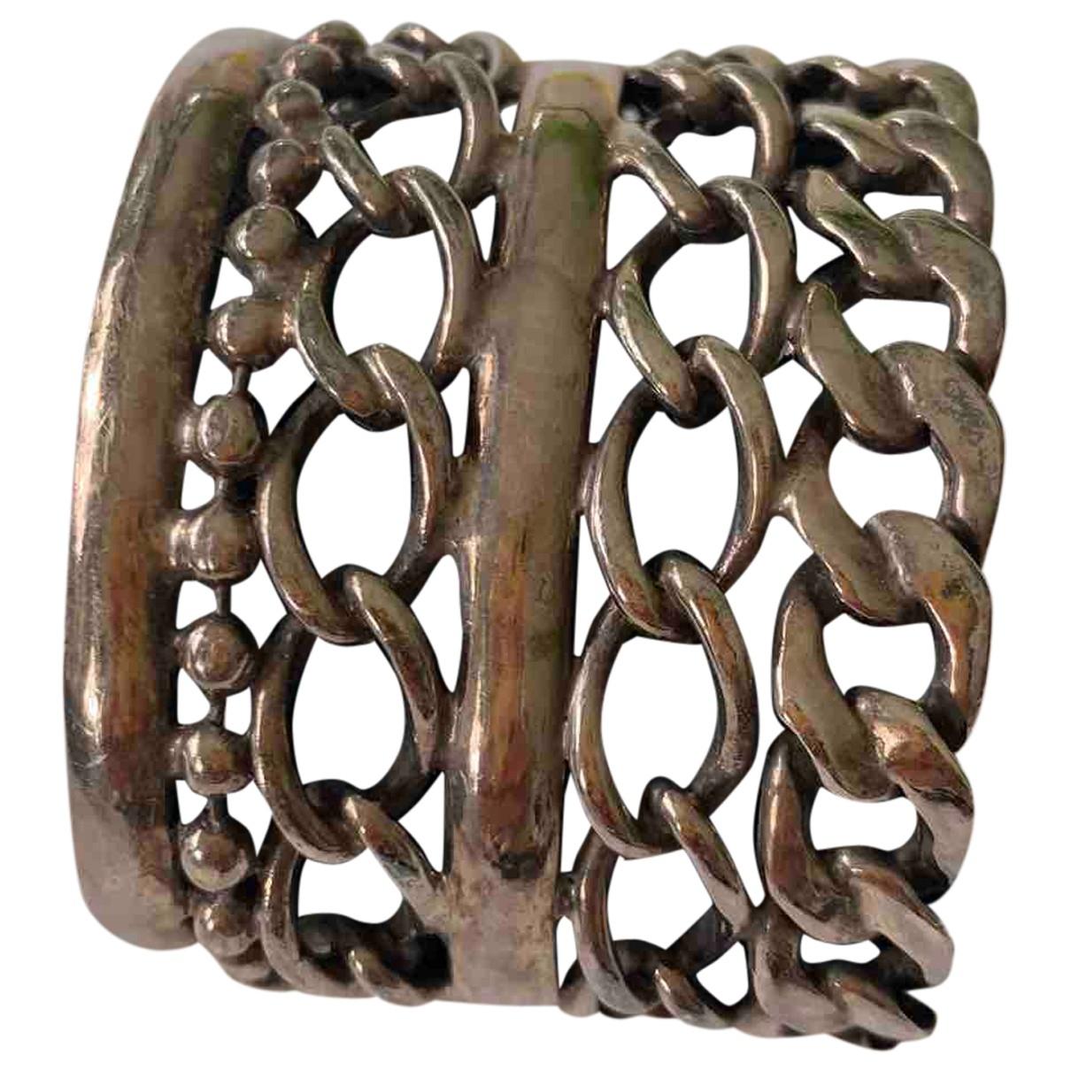 Gas - Bracelet   pour femme en argent - argente