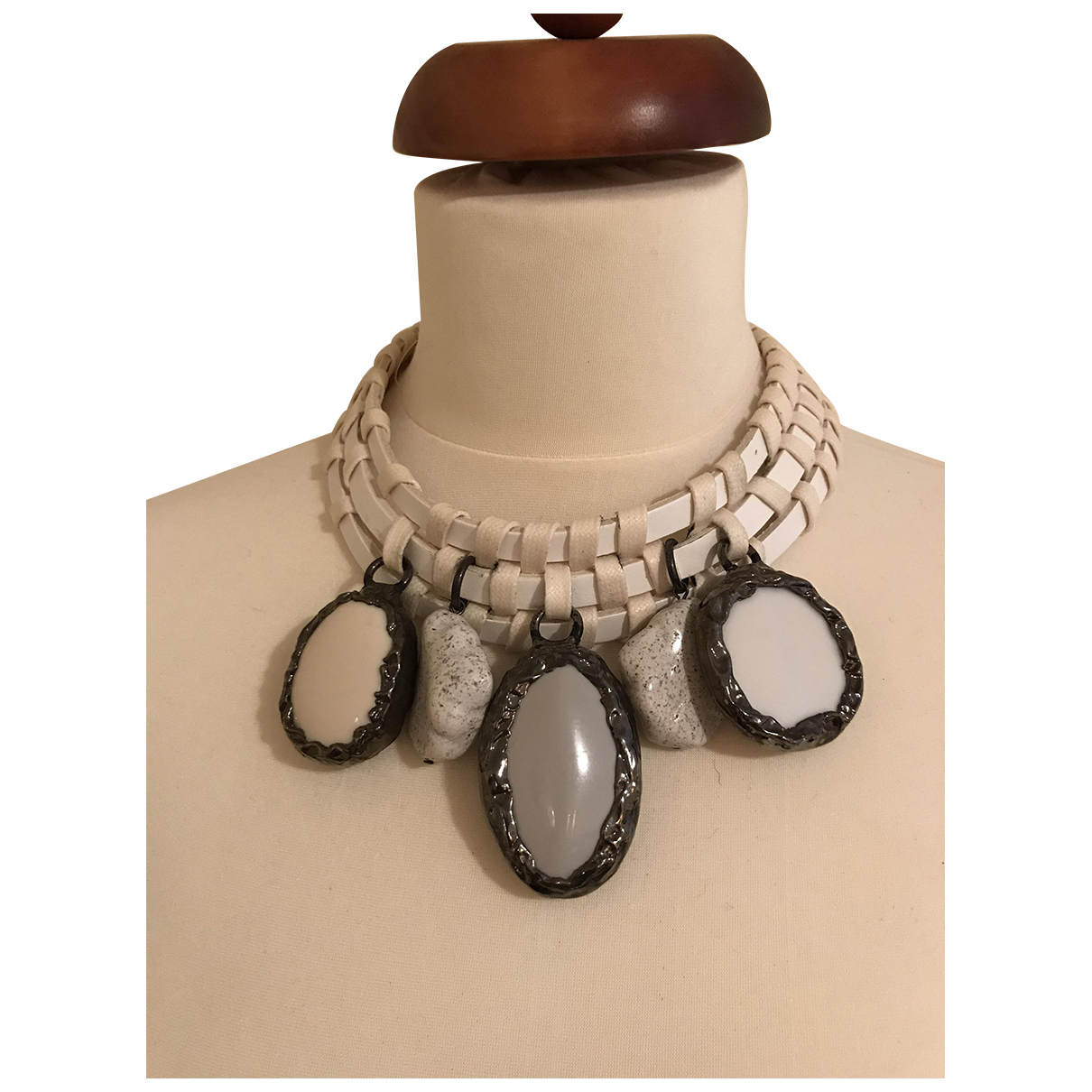 Max Mara Weekend N White necklace for Women N