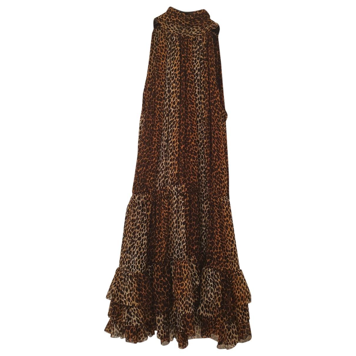 D&g - Robe   pour femme en soie