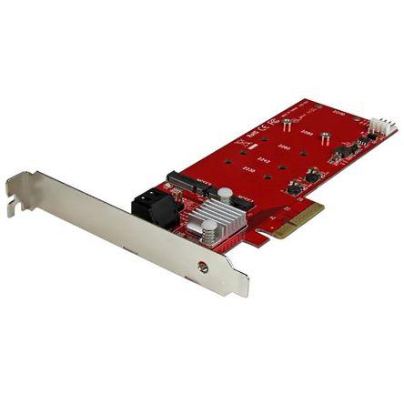 Startech 2 port M2 B-key PCI Express RAID Controller Card