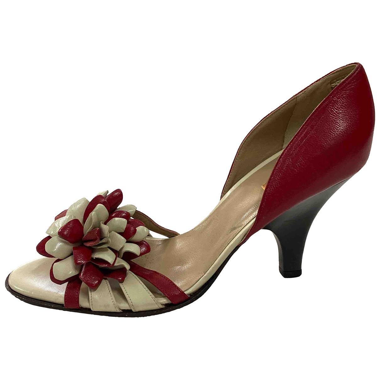 Le Silla - Escarpins   pour femme en cuir