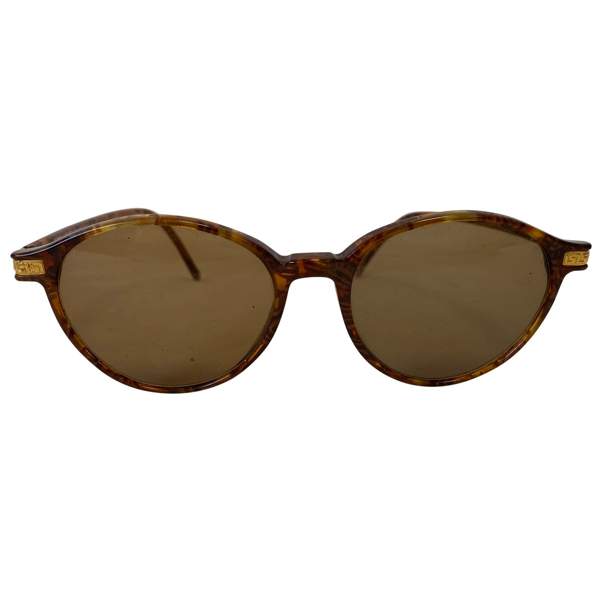 Gianni Versace \N Brown Sunglasses for Women \N
