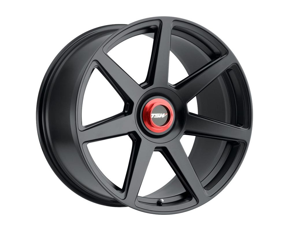 TSW Evo-T Wheel 20x9 5x120 30mm Matte Black
