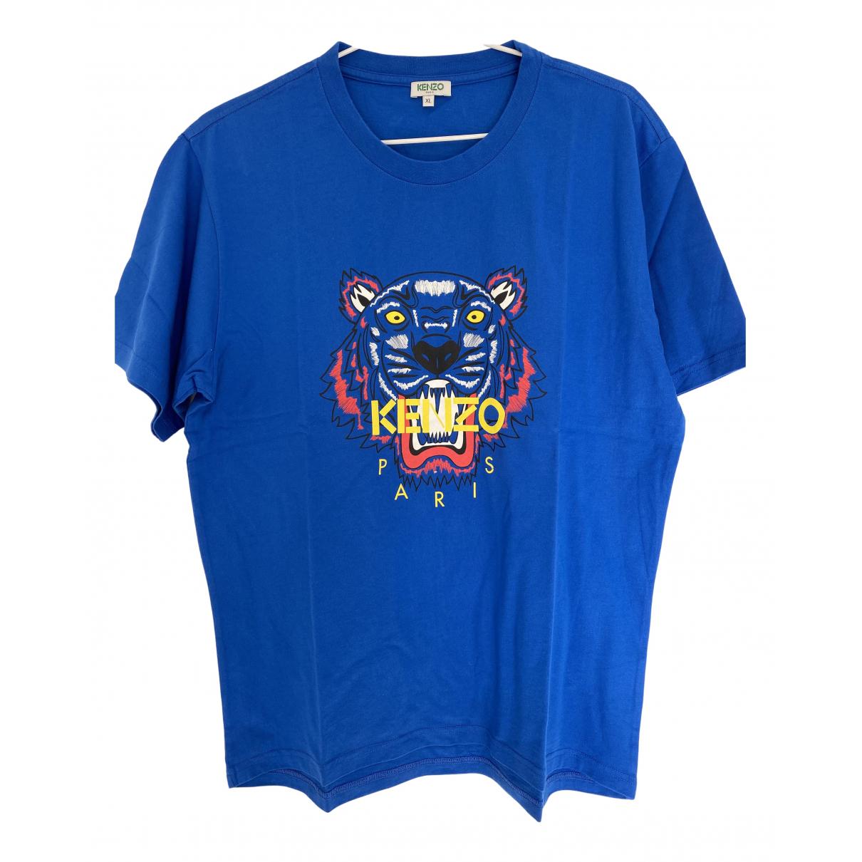 Kenzo \N T-Shirts in  Blau Baumwolle