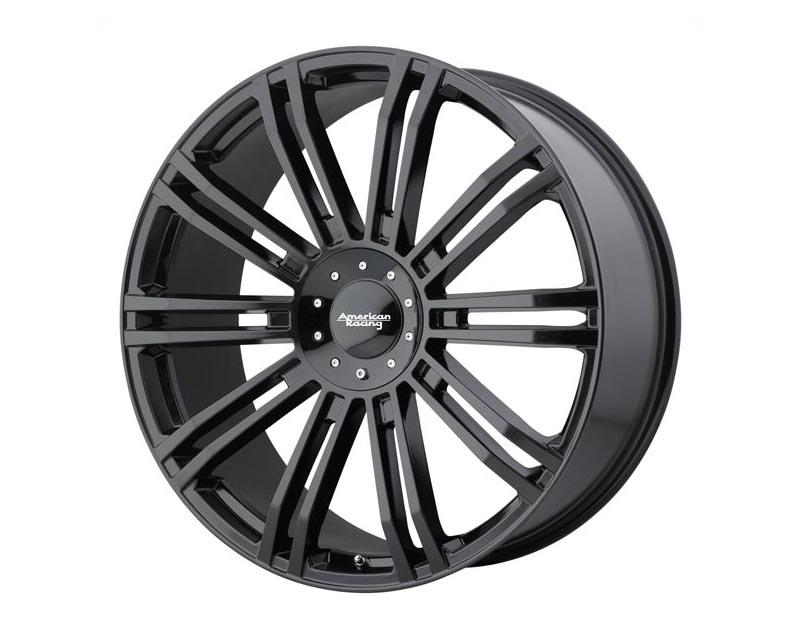 American Racing AR939 D2 Wheel 20x8.5 5X4.5/5 35mm Gloss Black