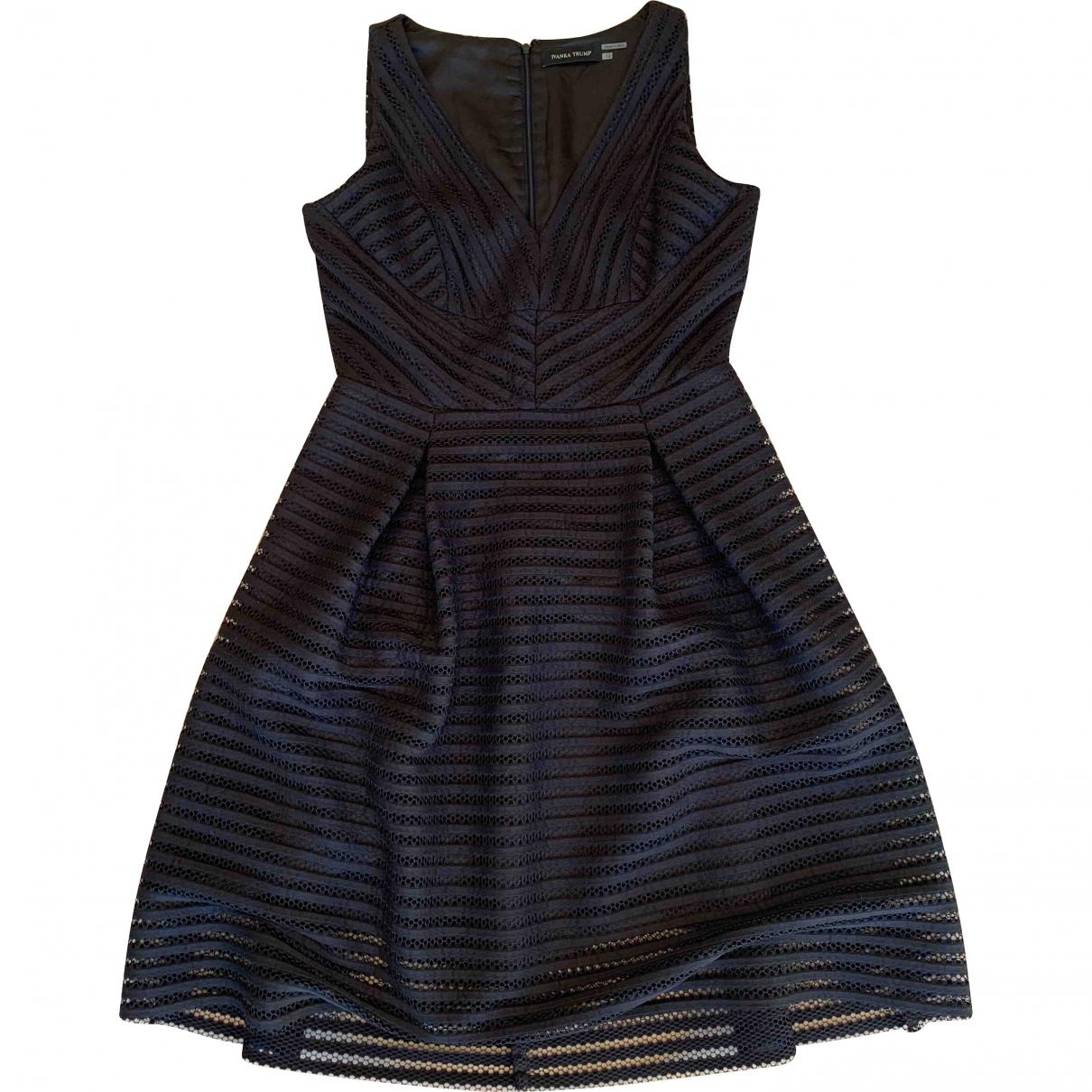 Ivanka Trump \N Black dress for Women 12 US