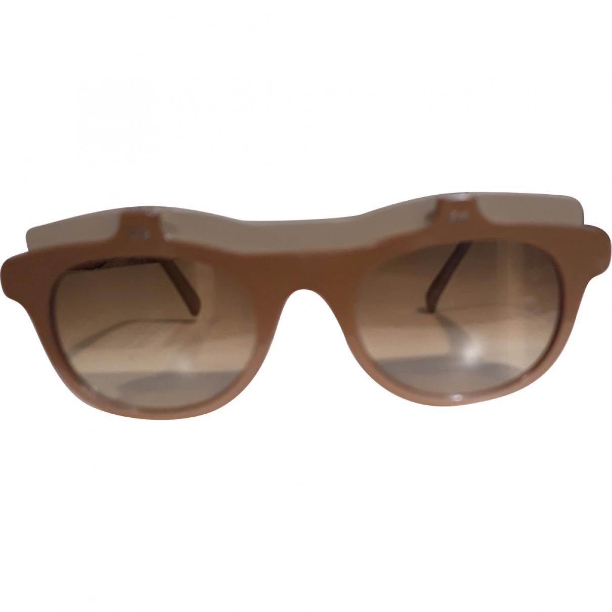 Marni \N Beige Sunglasses for Women \N