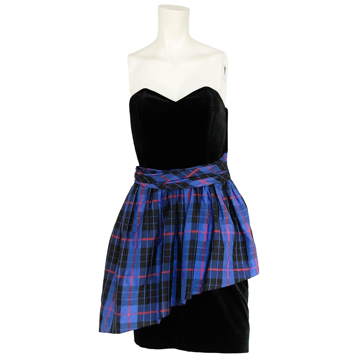 Mini vestido de Terciopelo Guy Laroche