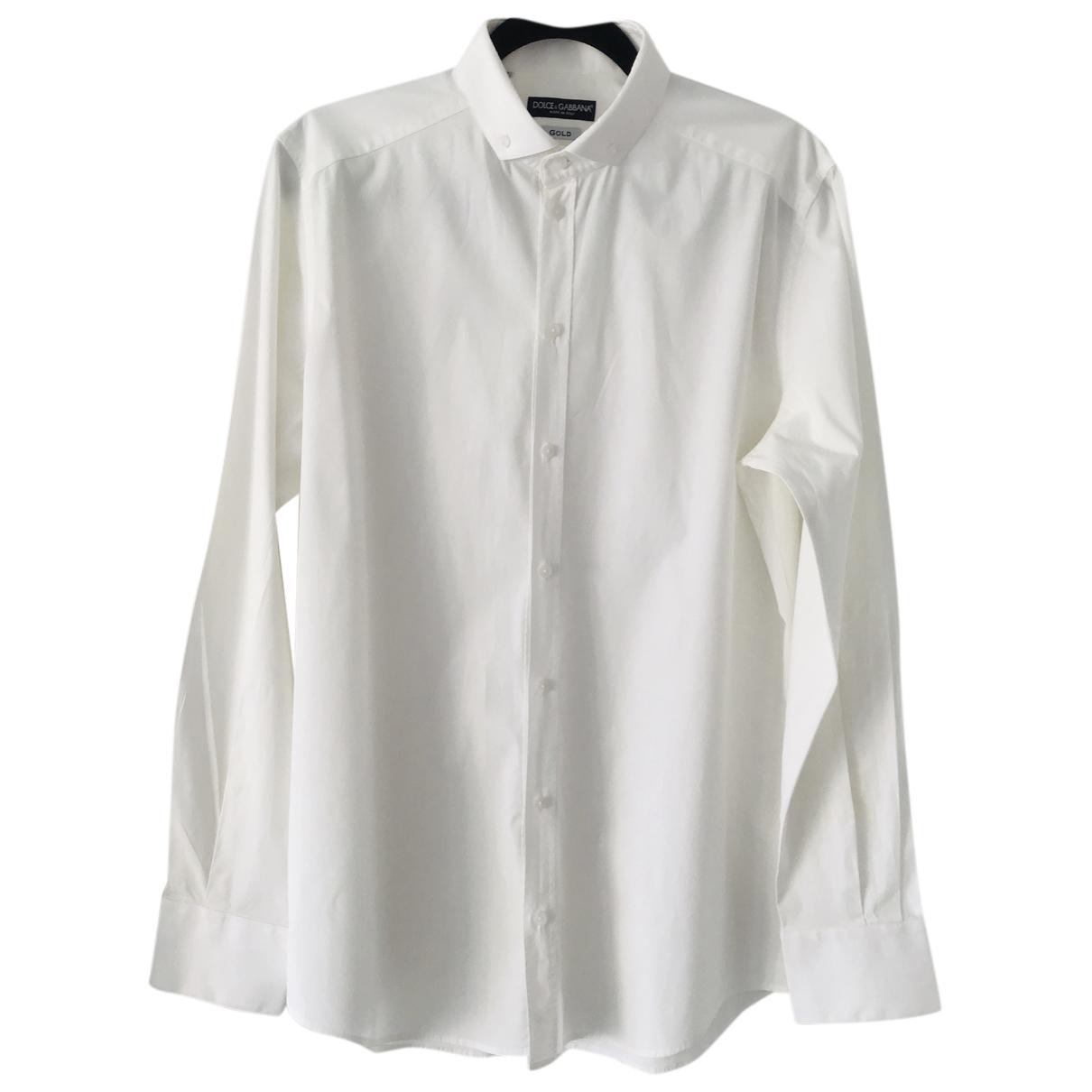 Camisas Dolce & Gabbana