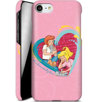 Apple iPhone 8 Smartphone Huelle - Bibi und Tina Schmusekaetzchen von Bibi & Tina