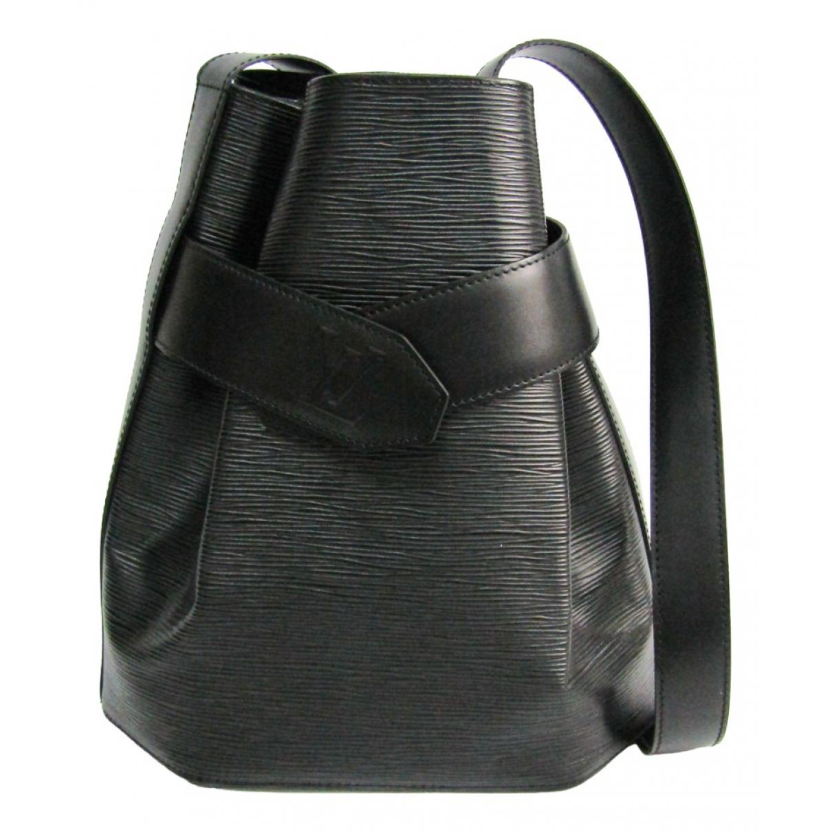 Bolso  Sac depaule de Cuero Louis Vuitton