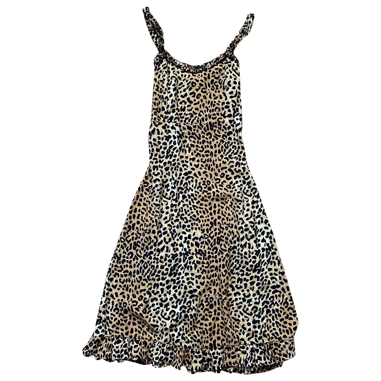 Faithfull The Brand - Robe   pour femme - beige