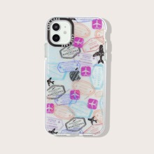 Funda de iphone con estampado