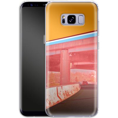 Samsung Galaxy S8 Plus Silikon Handyhuelle - Bridge von Brent Williams