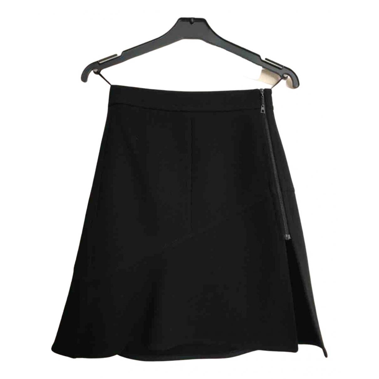 Louis Vuitton \N Rocke in  Schwarz Baumwolle