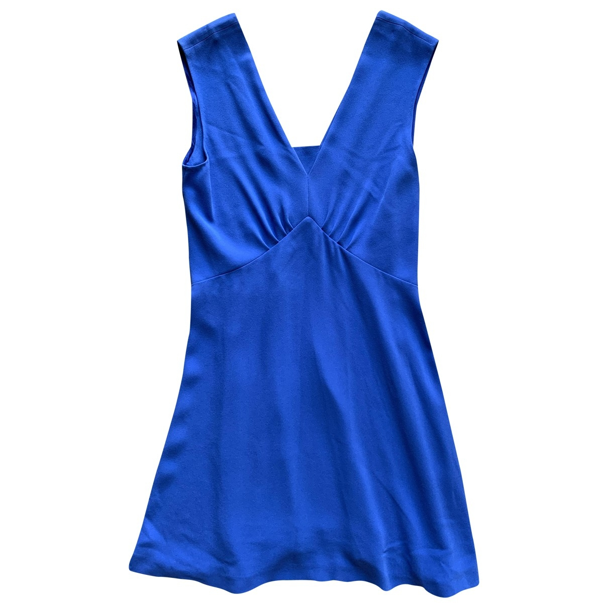 Joseph \N Blue Silk dress for Women L International