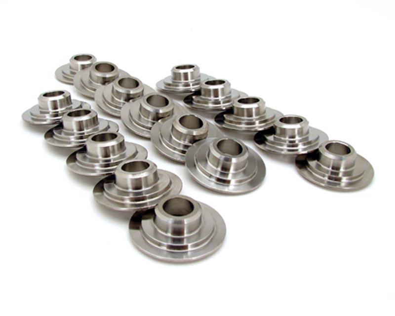Manley 23195-16 Titanium Retainers for Manley 23195-16 Springs Mitsubishi 4B11T