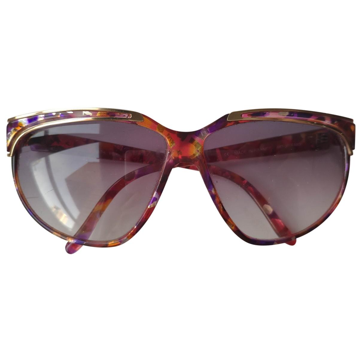 Gafas oversize Jacques Fath