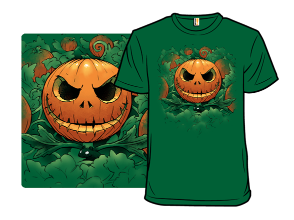 King Of The Pumpkin Patch T Shirt
