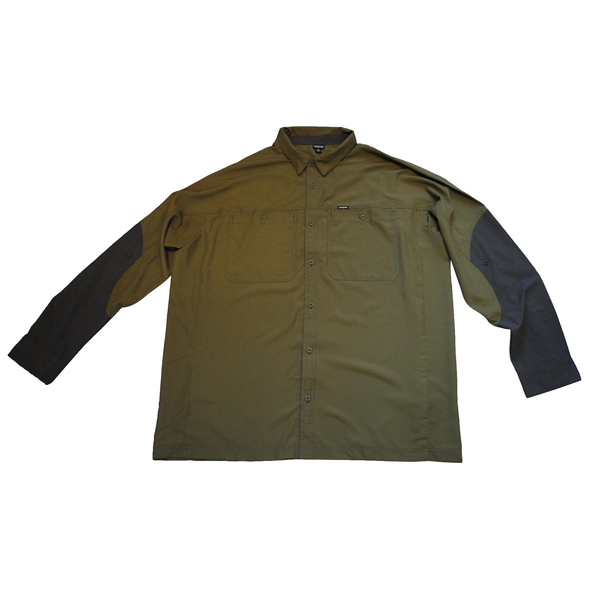 Patagonia N Khaki Shirts for Men XXL International
