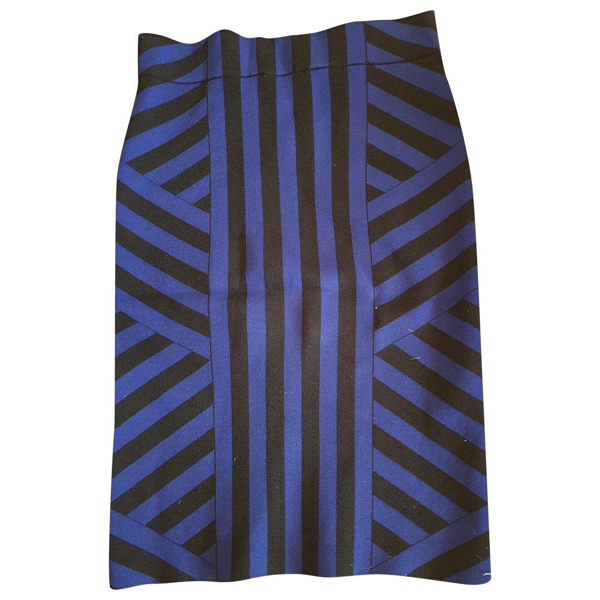 Bcbg Max Azria \N Blue skirt for Women M International