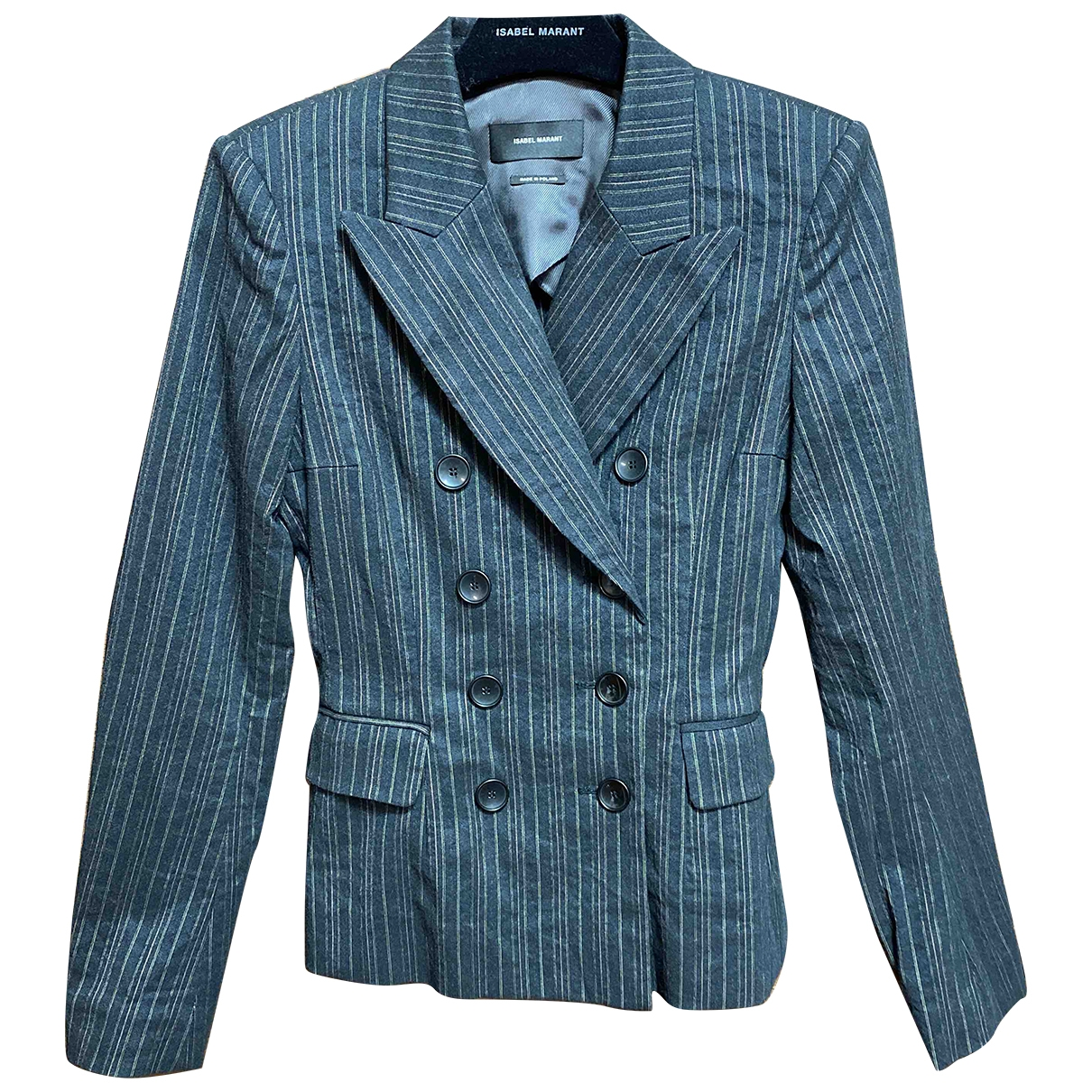 Isabel Marant \N Grey jacket for Women 34 FR
