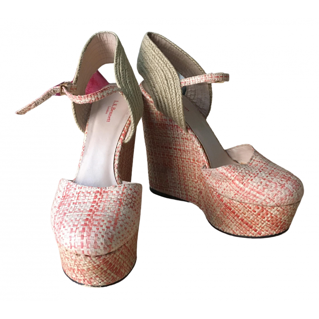 Sandalias de Lona Lk Bennett