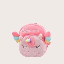 Mochila de niñas con diseño de unicornio