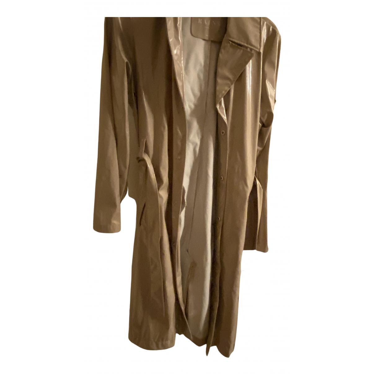 Rains - Manteau   pour femme - beige