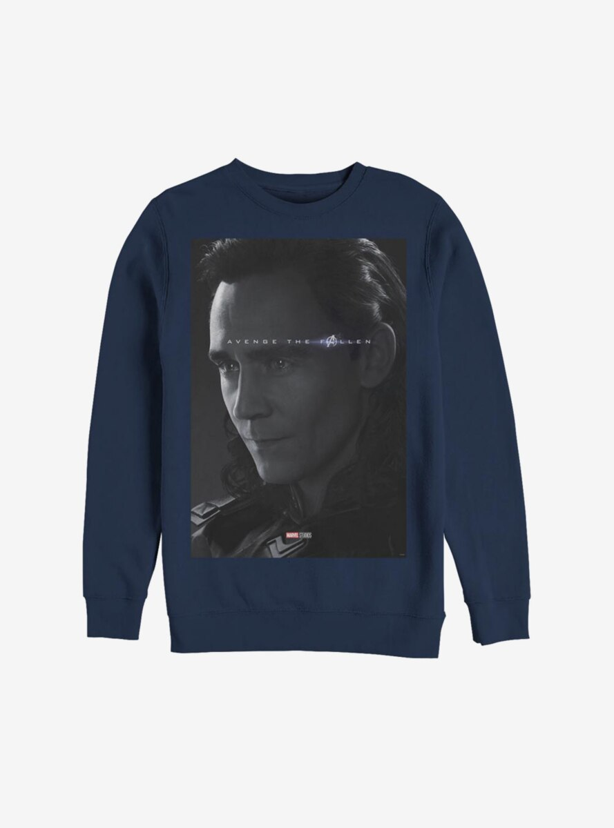 Marvel Avengers: Endgame Avenge Loki Sweatshirt