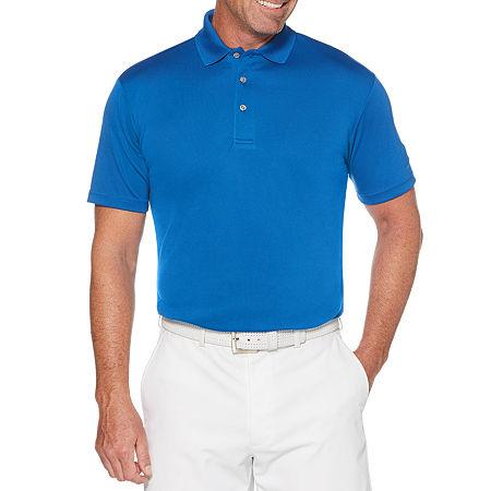 PGA TOUR Airflux Polo Shirt, X-large , Blue