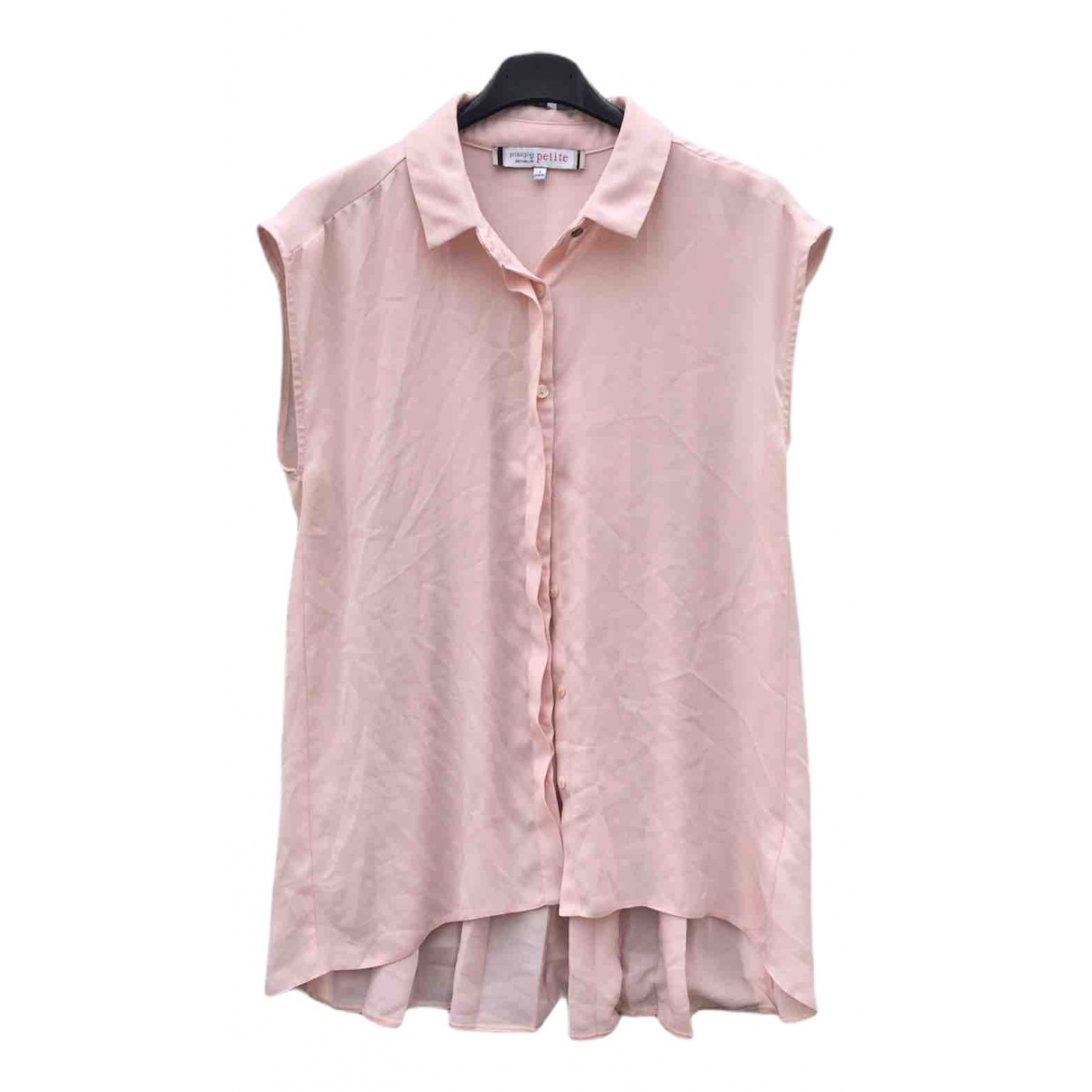 Non Signé / Unsigned \N Pink  top for Women 8 UK