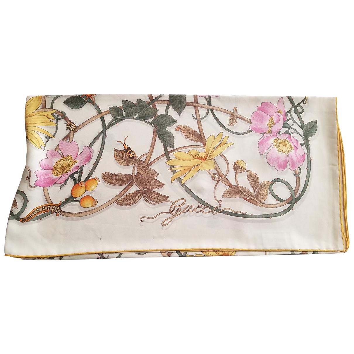 Gucci N Multicolour Silk scarf for Women N